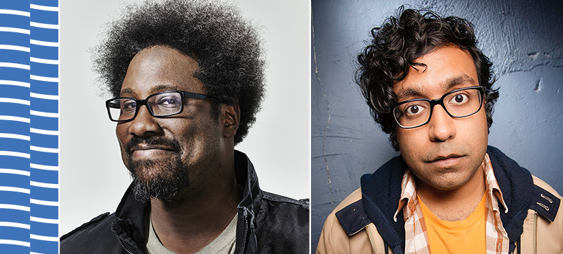 W. Kamau Bell & Hari Kondabolu Live at The Soraya