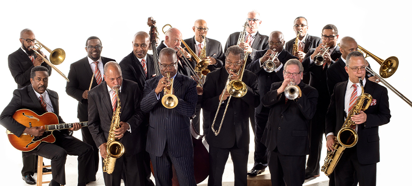 POSTPONED |  THE LEGENDARY COUNT BASIE ORCHESTRA