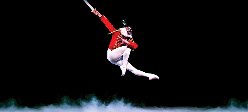 ASPEN SANTA FE BALLET'S THE NUTCRACKER