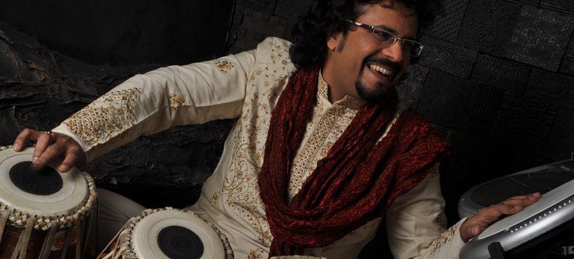 Bickram Ghosh's <em>Drums of India</em>