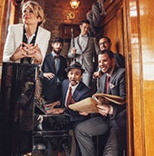 The Hot Sardines Holiday Stomp