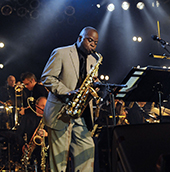 To Ray with Love, Starring Maceo Parker