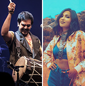 Red Baraat with Vidya Vox