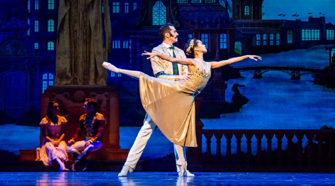Joffrey Ballet leads set to play the roles of Sugar Plum Fairy and Cavalier in The Nutcracker